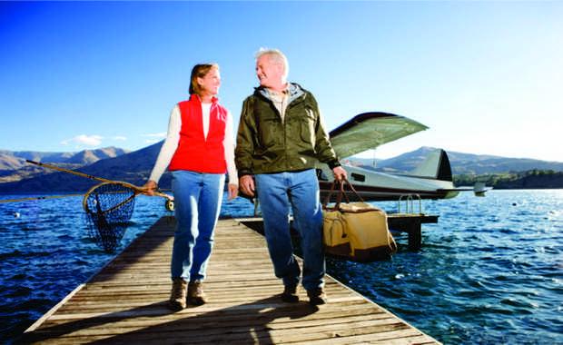 Luxury Retirement Milestone Celebrations