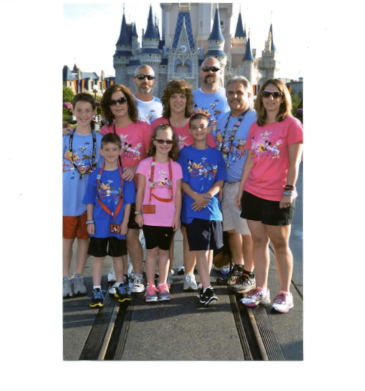 Viox Multi-generational Disneyworld Trip