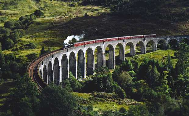 Luxury World-Wide Train Journeys